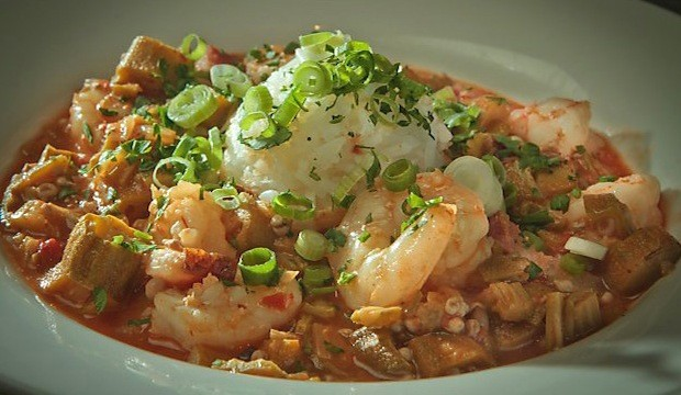 okra and shrimp recipes