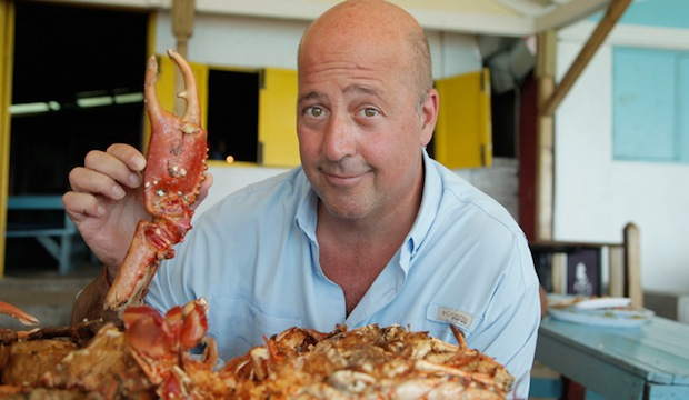 Andrew Zimmern - Experiencing Food,