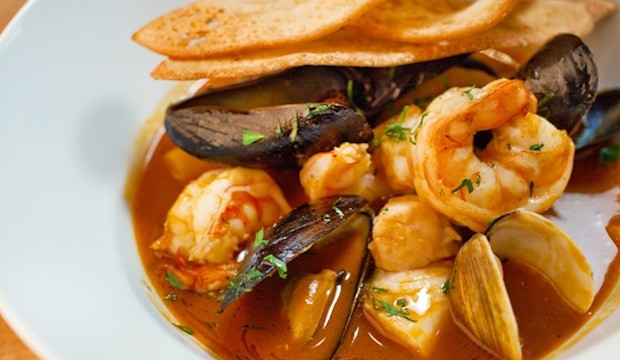 french seafood soup recipe