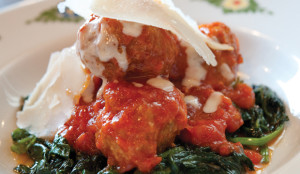 marea new york city meatball recipe