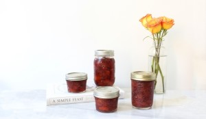 strawberry preserves recipe