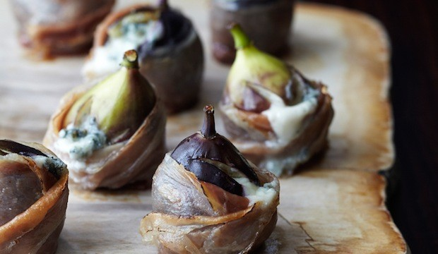 baked figs appetizer