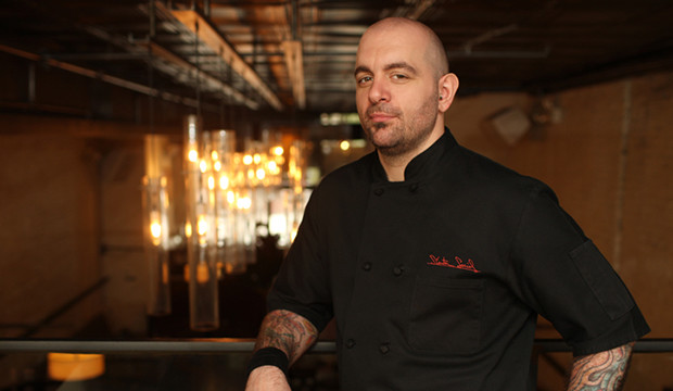 chris santos chef