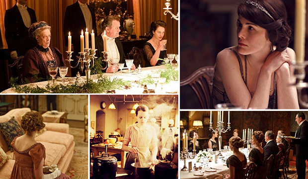 Downton Abbey: Shop the Aesthetic