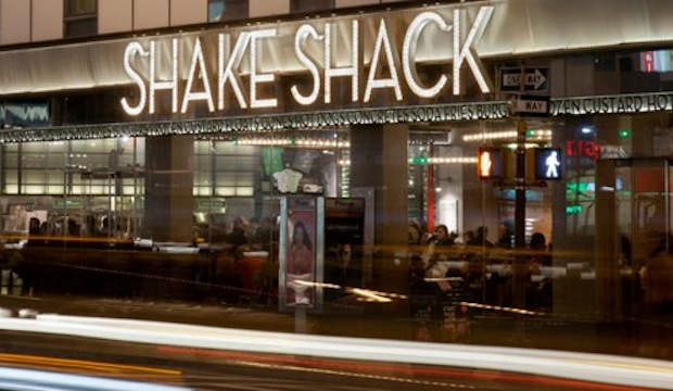 Shake Shack Madison Square Park: Recommended by: Andreas Schreiner (Chef/Owner, Pubbelly), Amanda Freitag (Chef, Empire Diner), Rocco DiSpirito (Author, Now Eat This!), George Mendes (Chef/Owner, Aldea), Cara Eisenpress (Founder, Big Girls Small Kitchen), Nate Appleman (Chef, The Next Iron Chef), Gail Simmons (Judge, Top Chef), Fabio Viviani (Finalist, Top Chef)