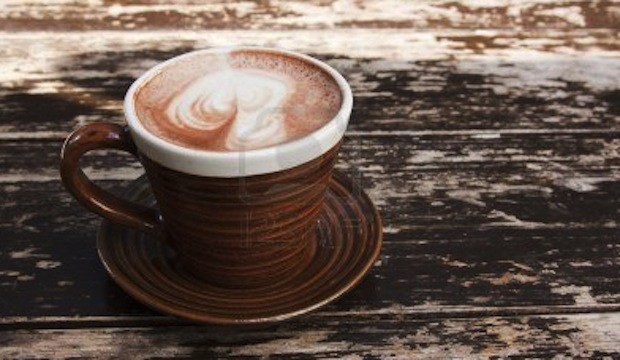 hot chocolate with almond milk healthy
