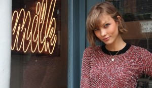 karlie kloss victorias secret