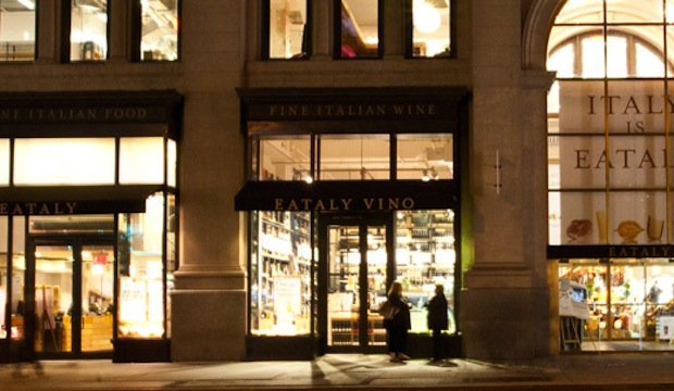 Eataly: Recommended by: Michael White (Chef/Owner, Altamarea Group), Jeff Lefcourt (Co-Owner, The Smith), Alexandra Wilkis Wilson (CEO, Gilt Groupe), Amirah Kassem (Baker/Owner, Flour Shop), Timon Balloo (Chef, Sugarcane Raw Bar Grill), Meghan Markle (Actress), Mary Kate McGrath (Editor-in-Chief, PureWow), Fabio Viviani (Finalist, Top Chef), Daphne Oz (TV Personality), Giorgio Bulgari (Designer), Ali Larter (Actress), Lisa Oz (Personality), Zanna Robert Rassi (Editor, TV Personality)