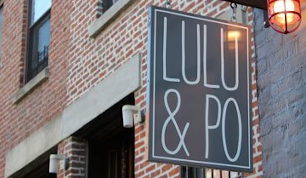 Lulu and po recommended by ted allen host chopped for American nouveau cuisine
