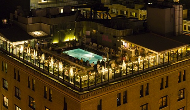 Soho House: Recommended by: Mark Birnbaum (EMM Group), Janie Bryant (Costume Designer, Mad Men), Rebecca Minkoff (Fashion Designer), Alfred Portale (Chef/Co-Owner, Gotham Bar & Grill), Sean Rad (Co-Founder, Tinder), Colman Domingo (Actor)