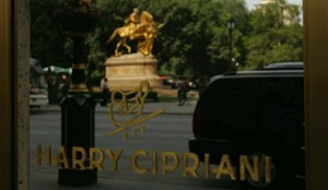 Cipriani, 120 E 42nd St., Recommended by Jennifer Morrison