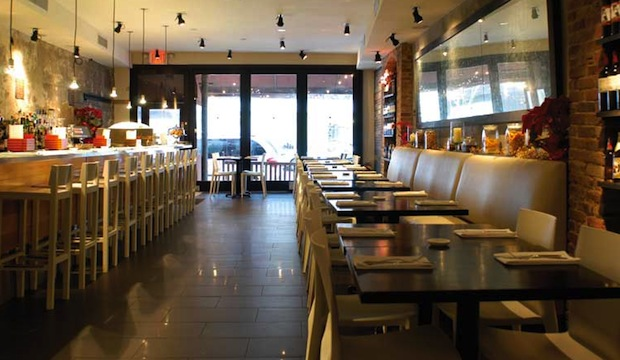 508 Restaurant and Bar: Recommended by: Peter Tunney (Artist, Peter Tunney Art)