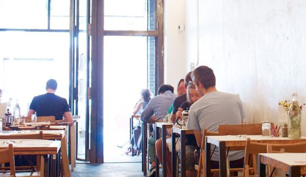 Egg: Recommended by: Sarah Wallace (Chef/Owner, The Commons), Neil Blumenthal (Co-Founder, Warby Parker), Amanda Crew (Actress)
