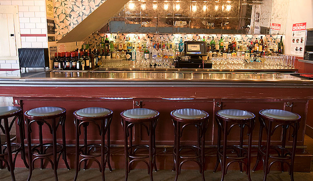 Chez Lucienne: Recommended by: Dennis Cornick (Maitre d', Miss Lily's)