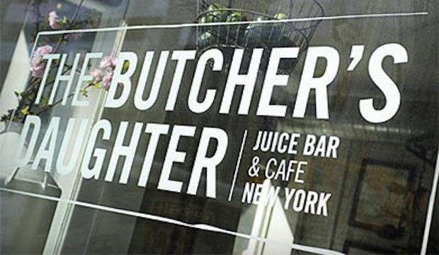 The Butcher's Daughter: Recommended by: Denise Porcaro (Owner, Flower Girl), Chelsea Leyland (International DJ), Rose Carrarini (Chef/Owner, Rose Bakery), Adrian Grenier (Actor), Vanessa Packer (Co-Founder, modelFit), Tori Spelling (Actress), Lorenza Izzo (Actress)