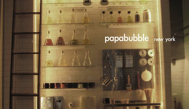 Papabubble: Recommended by: Amirah Kassem (Baker/Owner, Flour Shop)