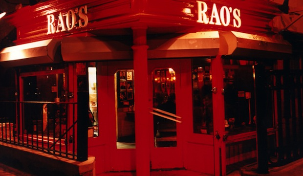 Rao's: Recommended by: Aliza Licht (DKNY PR Girl)