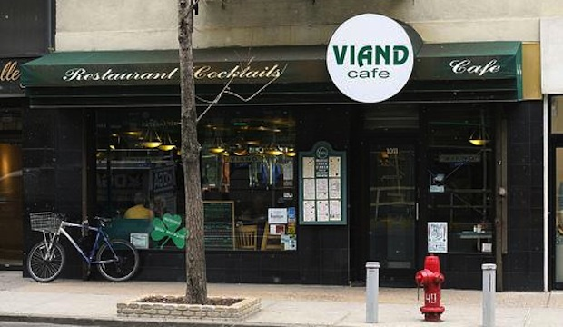 Viand Coffee Shop: Recommended by: Kate Davidson Hudson (Founder, Editorialist), Jay Fielden (Editor-in-Chief, Town & Country), Natasha Lyonne (Actress)