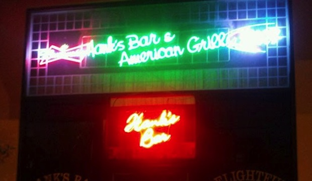Hank's Bar: Recommended by: Daniel K. Nelson (Drink Inc.)