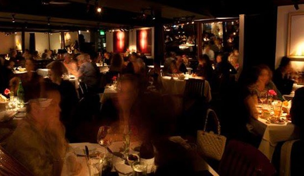 Brentwood Restaurant and Lounge: Recommended by: Susan Feniger (Contestant, Top Chef Masters)