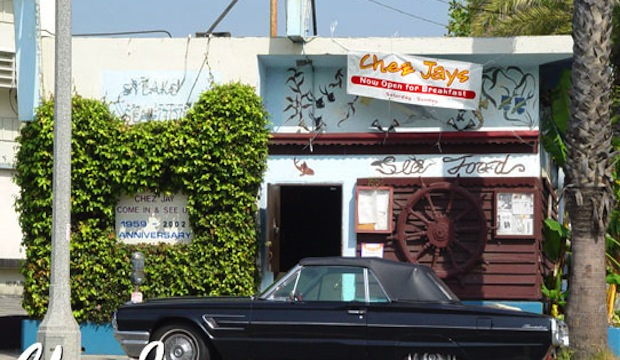 Chez Jay: Recommended by: Dita Von Teese (Burlesque Performer)