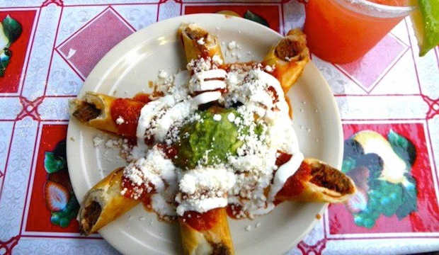 Pinches Tacos Santa Monica: Recommended by: Curtis Stone (Host, Top Chef Masters), Emily Osment (Actress)