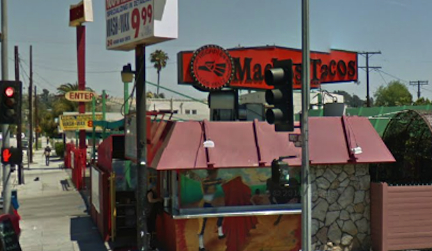 Machos Tacos: Recommended by: Darby Stanchfield (Actress)