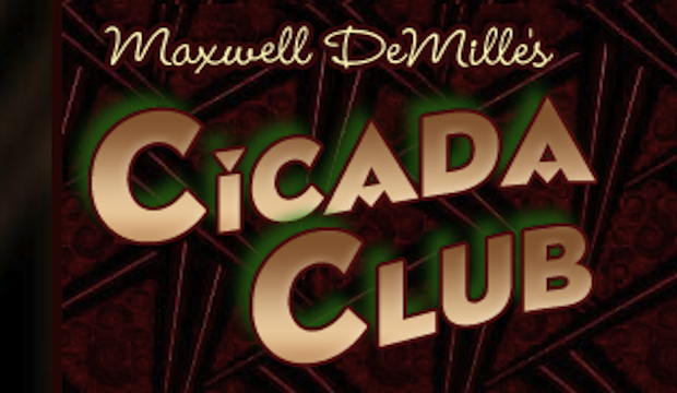Cicada Club: Recommended by: Daniel K. Nelson (Drink Inc.)