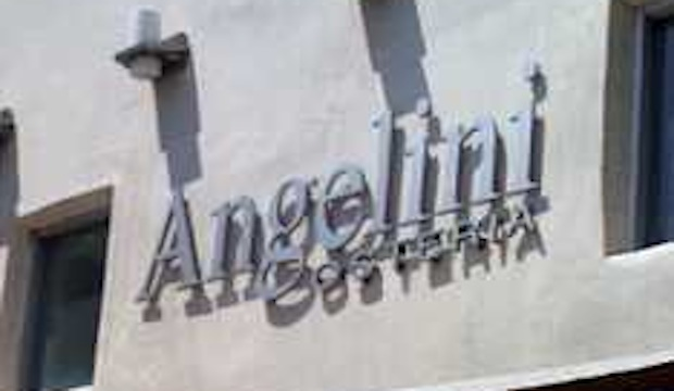Angelini Osteria: Recommended by: Tom Verica (Actor), Jenni Kayne (Fashion Designer), Carla Gugino (Actress)