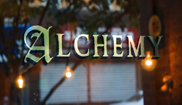 Alchemy: Recommended by: Adam Richman (Travel Channel Host)