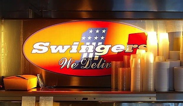 Swingers Diner: Recommended by: Lesley Arfin (Writer, Girls), Camilla Belle (Actress)