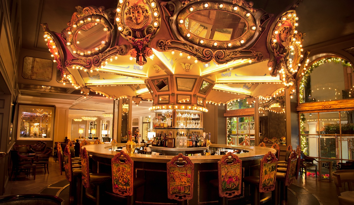 The Mood Board: The Carousel Bar at Hotel Monteleone
