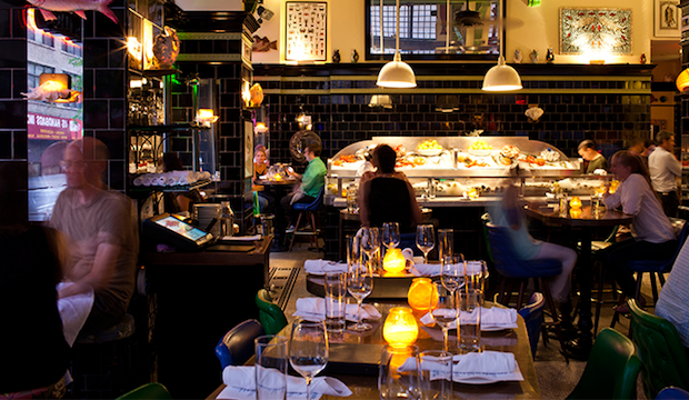 John Dory Oyster Bar: Recommended by: Jim Nelson (Editor-in-Chief, GQ), Rachelle Lefevre (Actress), Ilan Hall (Chef/Owner, The Gorbals), Garance Doré (Writer/Illustrator), Becca Parrish (Founder, BeccaPR), Bo O'Connor (Chef/Owner, The Pomeroy)
