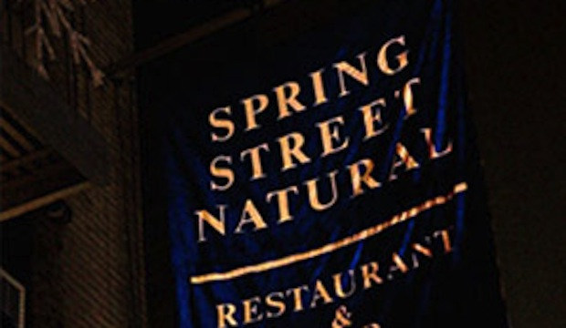 Spring Street Natural: Recommended by: Brad Goreski (Stylist), Theo Rossi (Actor), Rachel Brasnahan (Actress)