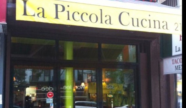 La Piccola Cucina: Recommended by: Kate Mulgrew (Actress), Skyler Samuels (Actress)