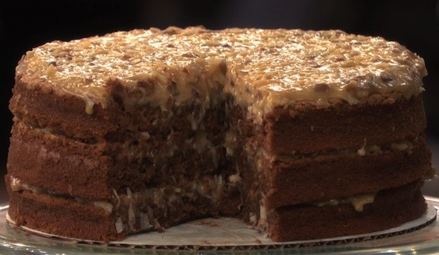 German Chocolate Cake From Daphne Oz Host Of The Chew