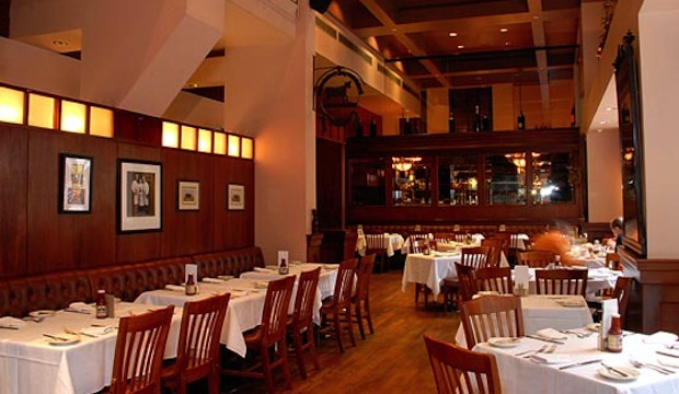Bobby Van's Steakhouse: Recommended by: Scott Gerber (CEO, Gerber Group)