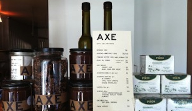 Axe: Recommended by: Marta Milans (Actress), Whitney Port (Fashion Designer, TV Personality)