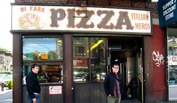 Di Fara Pizza: Recommended by: Daphne Oz (Host, The Chew)