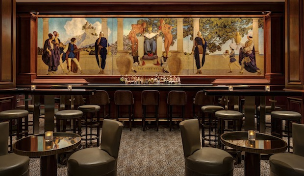 King Cole Bar: Recommended by: Scott Gerber (CEO, Gerber Group), Alex Guarnaschelli (Iron Chef)