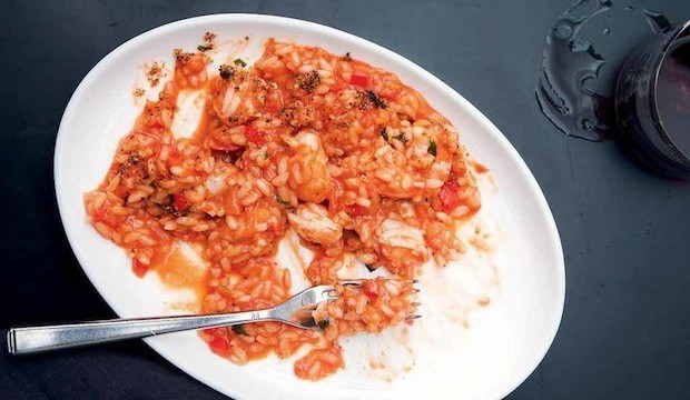 spicy risotto recipe