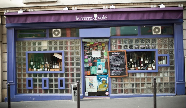 Le Verre Volé: Recommended by: David Myers (Chef/Owner, Hinoki & The Bird)