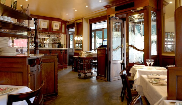 Chez Georges: Recommended by: Lizzie Tisch (Suite 1521), Lucy Yeomans (Editor-in-Chief, Porter), Diane Kruger (Actress)