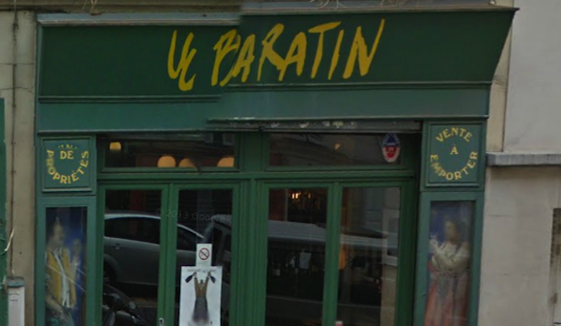 Le Baratin: Recommended by: Ariel Foxman (Editor-in-Chief, InStyle)