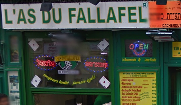 L'As du Fallafel: Recommended by: Daniel Corey (Chef, Luce), Andrew Bevan (Style Features Director, Teen Vogue), Daphne Oz (TV Personality)