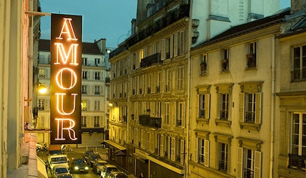 Hotel Amour: Recommended by: Alice Lemoine (Fashion Designer), Stephanie March (Actress), Abby Elliott (Actress)