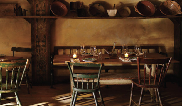 Il Buco, 47 Bond St. , Recommended by Isabelle Fuhrman