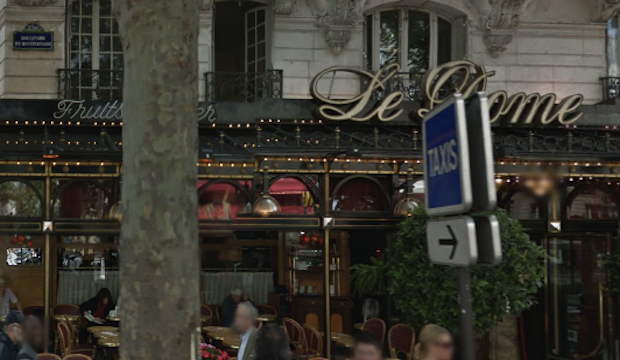 Le Dôme Café: Recommended by: Jonathan Waxman (Chef/Owner, Barbuto), Katie Lee (Host, The Kitchen)