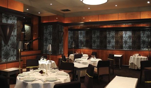 Pierre Gagnaire: Recommended by: Jonathan Waxman (Chef/Owner, Barbuto)