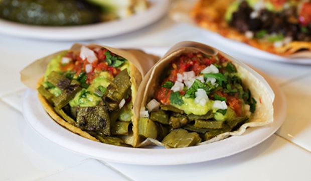 Los Tacos: Recommended by: Jane Larkworthy (Beauty Director, W Magazine), Thalia (Singer)